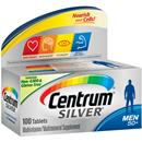 Centrum Silver Men Multivitamin/Multimineral Supplement Tablets