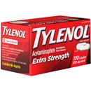 Tylenol Extra Strength Acetaminophen Caplets