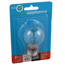 Simply Done 40W Appliance Light Bulb
