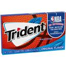 Trident Original Flavor Sugar Free Gum with Xylitol