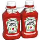 Heinz Tomato Ketchup Twin Pack