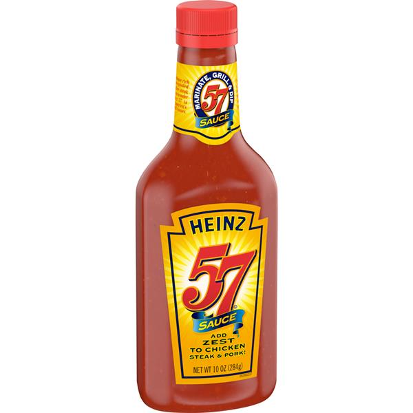 Heinz 57 Steak Sauce Hy Vee Aisles Online Grocery Shopping