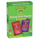 Annie's Bunny Fruit Snacks Variety Pack 12-0.8 oz Pouches