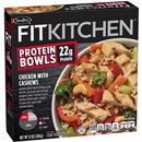 STOUFFER&#39S FIT KITCHEN Protein Bowls Chicken with Cashews 12 oz. Box
