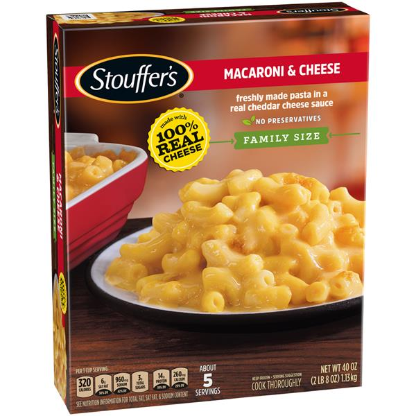 Stouffer's Family Size Macaroni & Cheese