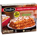 Stouffer&#39s Family Size Lasagna With Meat & Sauce