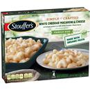 Stouffer's Simply Crafted Family Size White Cheddar Macaroni & Cheese