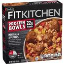 Stouffer&#39s Fit Kitchen Protein Bowls Meatballs & Peppers