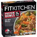 STOUFFER&#39S FIT KITCHEN Protein Bowls Beef with Broccoli 12 oz. Box