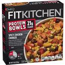 Stouffer&#39s Fit Kitchen Protein Bowls Spicy Chicken Chorizo