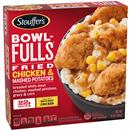 STOUFFER&#39S BOWL-FULLS Fried Chicken & Mashed Potatoes