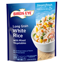 Birds Eye Steamfresh Long Grain White Rice w/Mixed Vegetables
