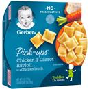 Gerber Toddler Pick Ups Chicken & Carrot Ravioli