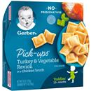 Gerber Toddler Pick Ups Turkey & Vegetable Ravioli