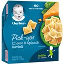 Gerber Toddler Pick Ups Spinach & Cheese Ravioli