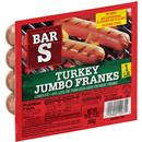 Bar-S Jumbo Turkey Franks