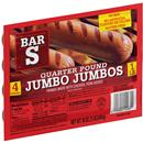 Bar-S Jumbo Jumbos Classic Franks 4Ct