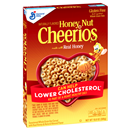 General Mills Honey Nut Cheerios, Gluten Free, Breakfast Cereal