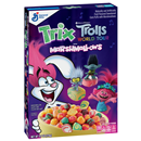 General Mills Trix rolls with Marshmallows