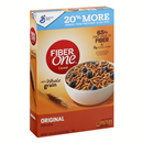 General Mills Fiber One Original Cereal