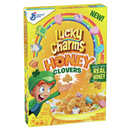 General Mills Lucky Charms Honey Clovers Cereal