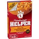 Betty Crocker Hamburger Helper Deluxe Cheeseburger Macaroni