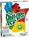 Betty Crocker Fruit Roll-Ups Blastin' Berry Hot Colors, 10-0.5 oz Rolls