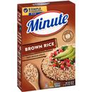 Minute Whole Grain Brown Rice