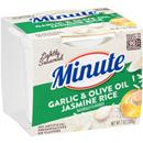 Minute Ready to Serve Garlic & Olive Oil Jasmine Rice