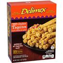 Delimex White Meat Chicken Taquitos 23Ct