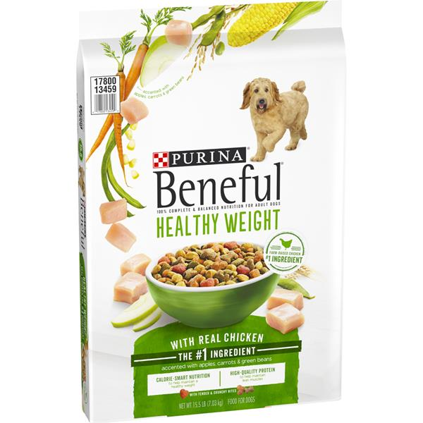 Beneful Healthy Weight Purina Dry Dog Food Ingredients