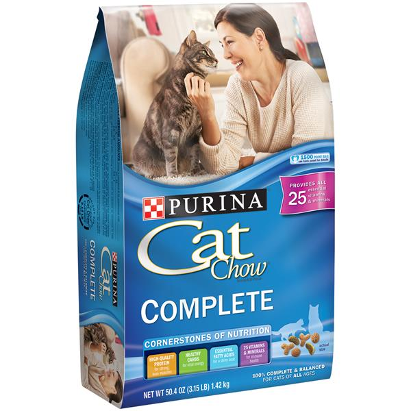 Purina Naturals Cat Food Gentle