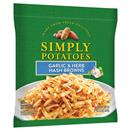 Simply Potatoes Garlic & Herb Hash Browns
