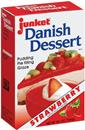 Junket Strawberry Danish Dessert