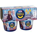 Kraft Character Shapes Macaroni & Cheese Dinner 4-1.9 oz Cups