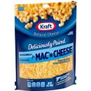 Kraft Expertly Paired Shredded Mozzarella Cheddar Cheese