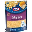 Kraft Shredded Colby & Monterey Jack Cheese