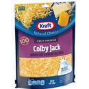 Kraft Finely Shredded Colby & Monterey Jack Cheese