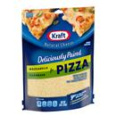 Kraft Expertly Paired Traditional Cut Mozzarella & Fine Cut Parmesan Natural Cheese