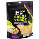 Taco Bell Salsa Verde Shredded Cheese