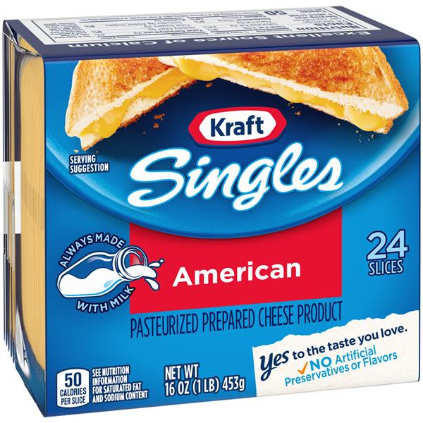 How are cheese singles made Kraft's New Campaign Wants You To Believe That Kraft Singles Come From