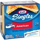 Kraft Singles American Cheese Slices 24Ct