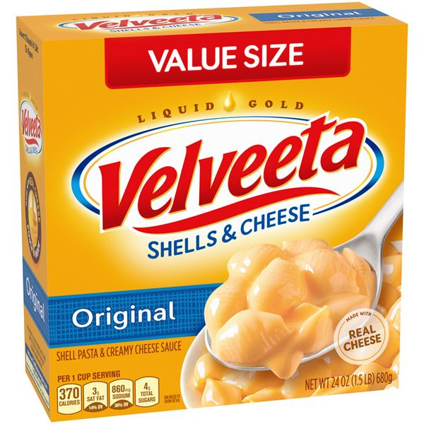 Velveeta Cheese Ingredients Label - Pensandpieces