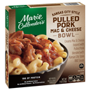 Marie Callender's Kansas City Style Pulled Pork Mac & Cheese Bowl