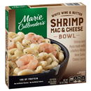 Marie Callender's White Wine and Butter Shrimp Mac & Cheese Bowl