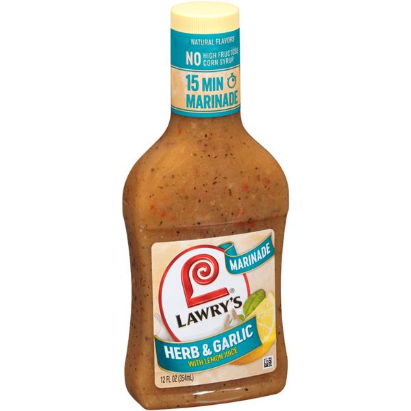 Lawry's 30 Minute Marinade Herb & Garlic