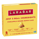 Larabar Fruit & Nut Food Bar, Pineapple Upside Down Cake 5-1.6 oz Bars