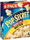 Pop-Secret Jumbo Pop Butter Microwave Popcorn 6-3.2 oz Bags