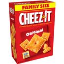 Cheez-It Original Baked Snack Crackers Family Size