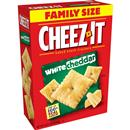Cheez-It White Cheddar Snack Crackers Family Size